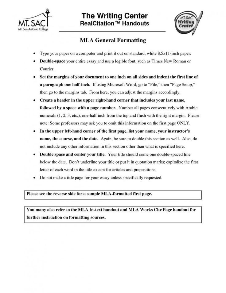 Mla Cover Letter Format. Mla Cover Letter Sample The Best Letter