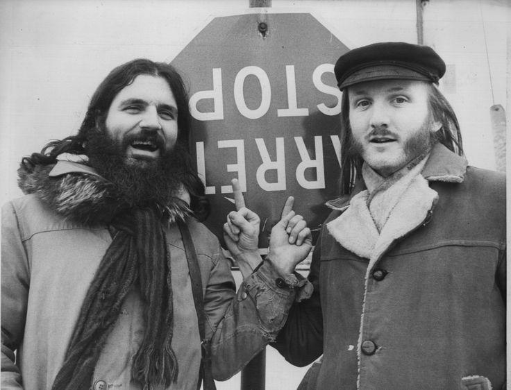 Jim et Bertrand