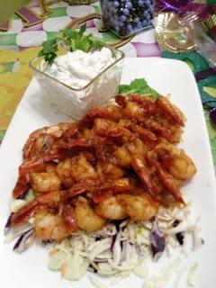 Roasted Buffalo Shrimp | eatting plan | Pinterest