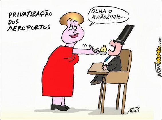 Privatização dos Aeroportos