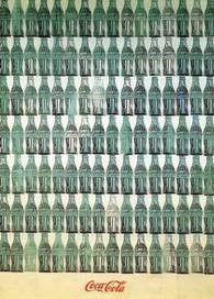 dit is een overall compositie want je ziet dat het helemaal gevuld is met flesjes dus je kijkt overal naar het zelfde
