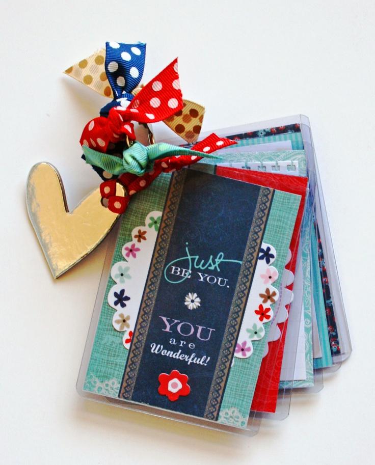 Mini Brag Book - Scrapbook.com