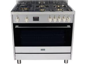 Franke  90 Upright Gas/Electric Cooker SS