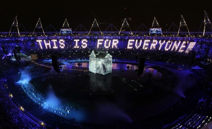 #London 2012 #Olympic Opening Ceremony - #world