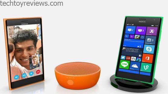Lumia 730-735: Selfie Phone at IFA 2014