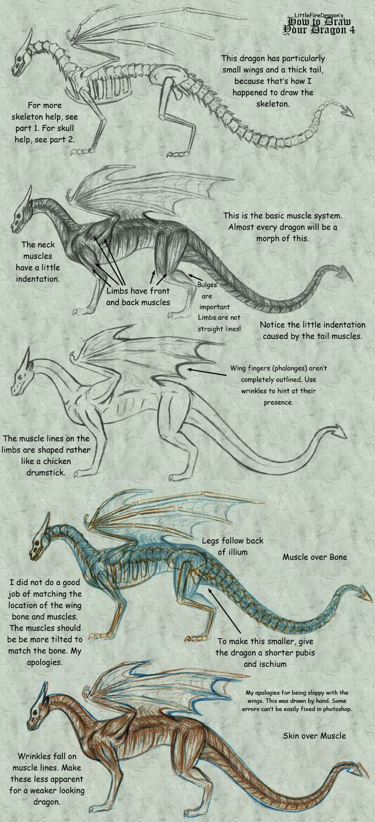 25 unique how to draw dragons ideas on pinterest dragon art how to draw your dragon 4 by littlefiredragoniantart on deviantart ccuart Images
