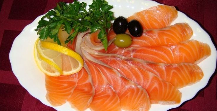 Состав и калорийность семги,польза семги