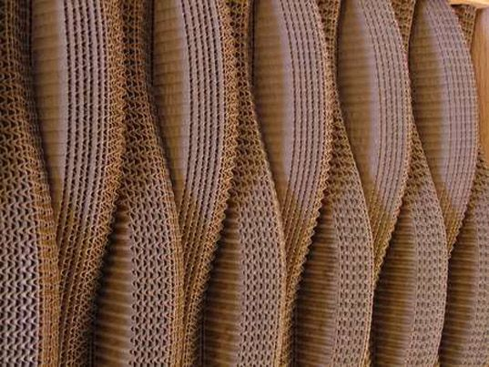 Mark Langan's Corrugated Cardboard Sculpture - Gallery Page 5 – Inhabitat - Sustainable Design Innovation, Eco Architecture, Green Building