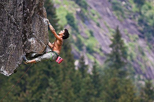 Climb a Mountain.