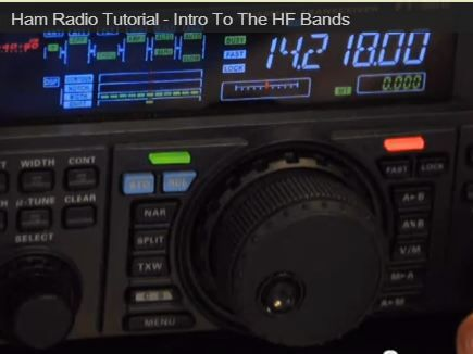 Below are 12 ham radio tutorial videos from N7TFP.  This is a huge resource! You might want to bookmark this page so you can come back and watch the videos over time. Ham Radio Tutorial – The License Exams The other tutorials in the playlist are: Ham Radio Tutorial – Your first radio! Ham Radio Tutorial – HF …