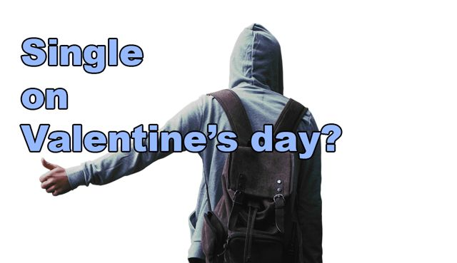 When Valentine's Day is near, many people of all ages and both sexes prepare for this special day. But, for those who are single and don't have someone special, they tend to be frustrated on how to survive Valentine's Day without being affected