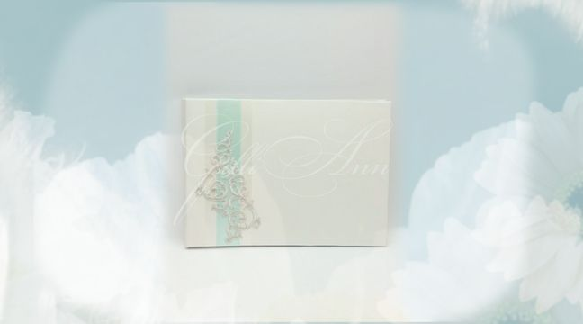 Книга свадебных пожеланий Gilliann Mint Queen AST066 http://www.wedstyle.su/katalog/anniversaries/wedding-guest-book/svadebnyj-albom-dlja-pozhelanij-gilliann-6150