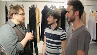 Sempre fotografato da Meccanica d'abito al webelieveinstyle Pop Up Shop maggio 2011. Qui con i Co|Te.