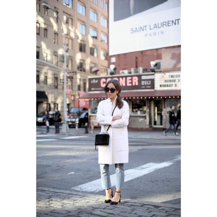 NEW YORK SOHO OUTFIT by Fiona Dinkelbach