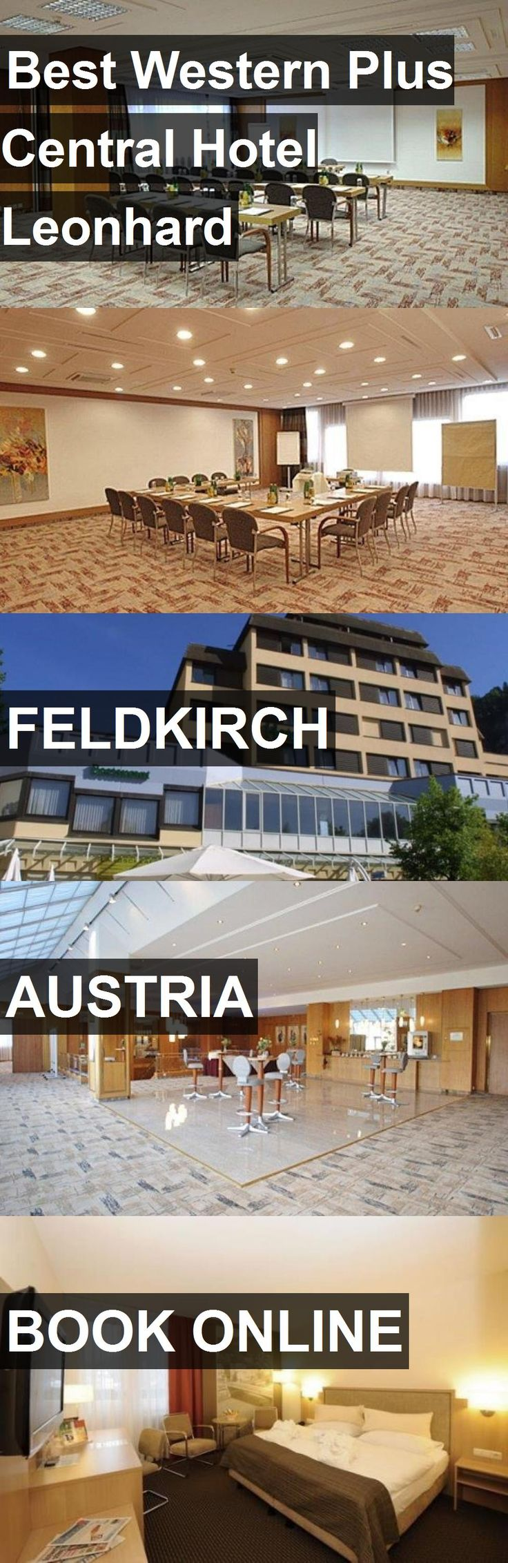 Hotel Best Western Plus Central Hotel Leonhard in Feldkirch, Austria. For more information, photos, reviews and best prices please follow the link. #Austria #Feldkirch #BestWesternPlusCentralHotelLeonhard #hotel #travel #vacation