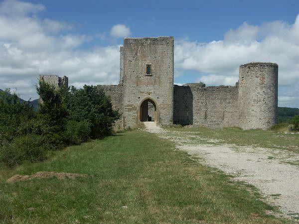 Château de Puivert 11