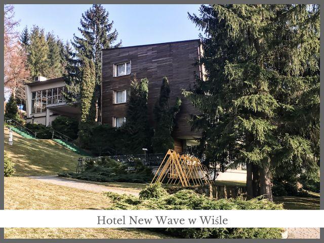 Szczypta SmaQ: Hotel od kuchni. New Wave w Wiśle