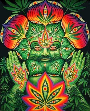 Maconha e meditação