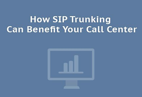 New blog post:  How SIP Trunking Can Benefit Your Call Center. #sip #callcenter #voip