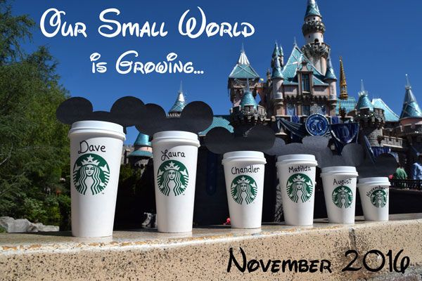 Pregnancy announcements are a fun, unique way to share the news that your family is about to get a little bigger. There are tons of ideas out there to make your announcement reflect your personality and family dynamic. One idea I absolutely adore is this DIY Disneyland-and-Starbucks-themed announcement from Instructables user amishskate! The interesting pairing of themes... View Article