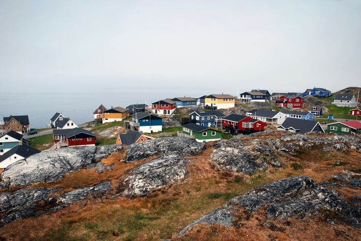 Nuuk itt: Kommuneqarfik Sermersooq
