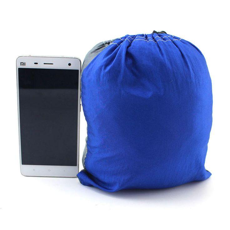 IPRee® Upgraded Type 270x140CM 210T Nylon Double Hammock Portable Swing Bed Max Load 250kg Sale - Banggood.com