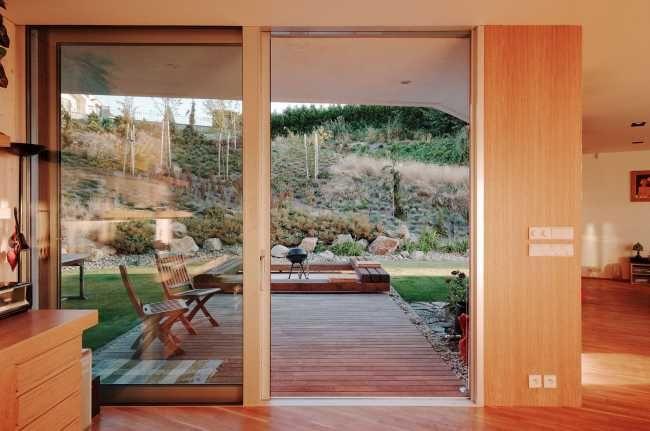Rodinný dom s troma záhradami | Rodinné domy | Stavby | Architektúra | www.asb.sk