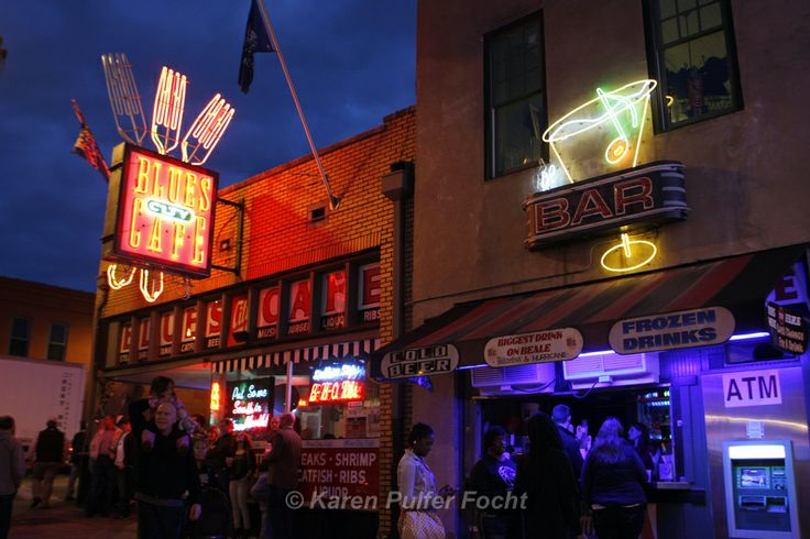 USA TODAY voted Beale Street the most iconic street in America....