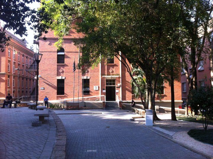 Universidade Presbiteriana Mackenzie em São Paulo, SP