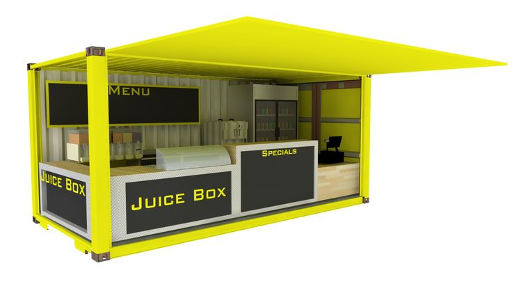 Juice Box™   Elite Sourcing, LLC   The Source in Retail Fixtures and Hardware…