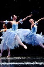 the nutcracker, cincinnati ballet.  Lighting from my fav designer.