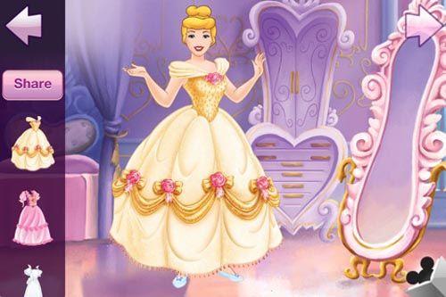 Disney Princess Dress Up Games - 32.1KB