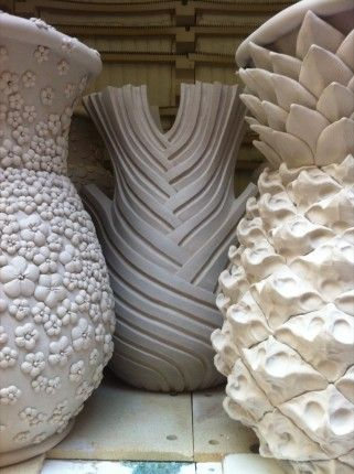 Works - Kate Malone – Ceramics & Glaze research, London.