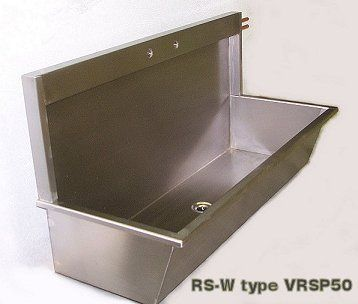 Ryno Steel Inox Products - RVS muurwastroggen-wasbakken-spoelbakken