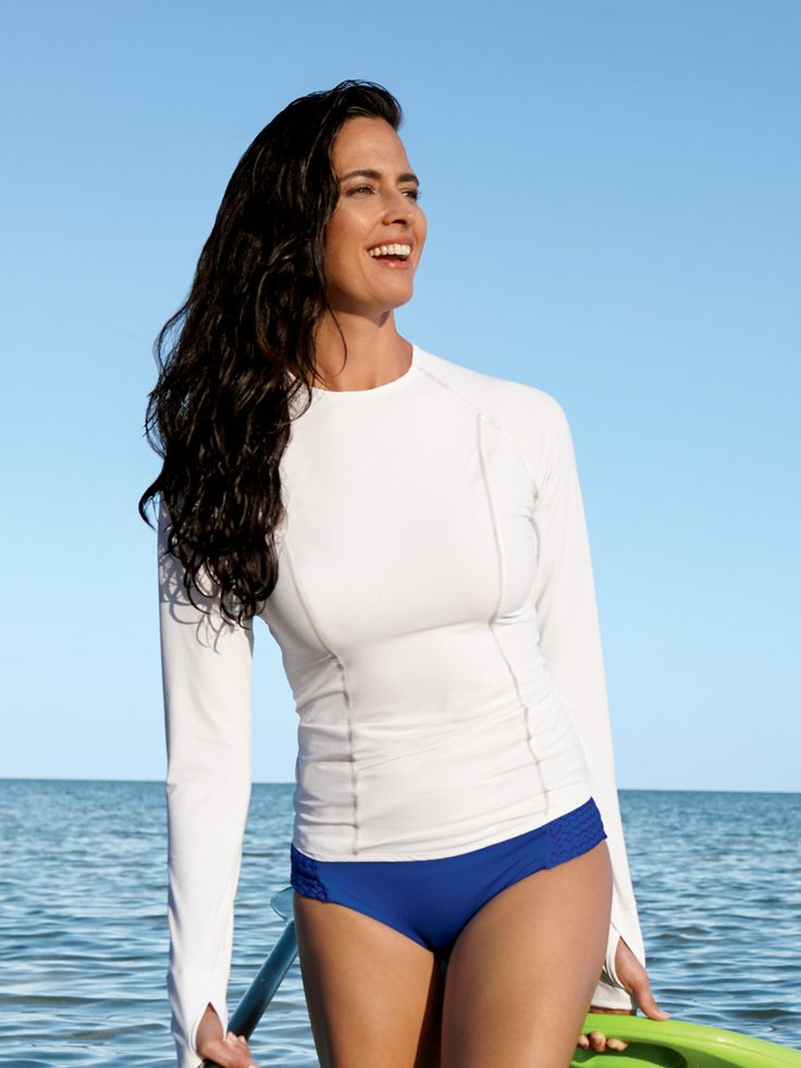 Rash Guard Swimsuits for Women at Macy's come in all colors and sizes. Shop the latest collections of Rash Guard bathing suits, swimwear, rash guards and cover ups from the popular swimwear brands and get ready for the beach season with Macy's! Free shipping for Macy'.