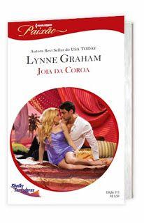 Para meu desespero, o problema deste livro é a mocinha. No LdM: Joia da coroa, Lynne Graham -  http://livroaguacomacucar.blogspot.com.br/2014/01/cap-827-joia-da-coroa-lynne-graham.html