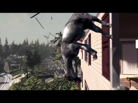 Goat Simulator 2014 Is Nearly Upon Us And Its Launch Trailer Is Genius
