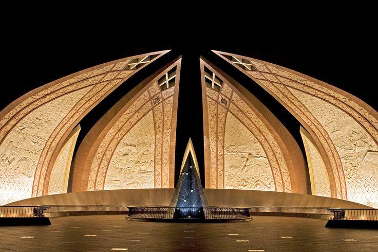 Faisal Mosque,Faisal Avenue, Islamabad, Pakistan