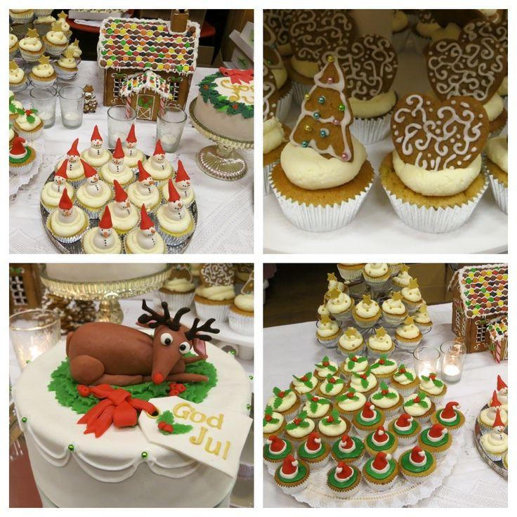 lekkere cupcakes en gebakjes