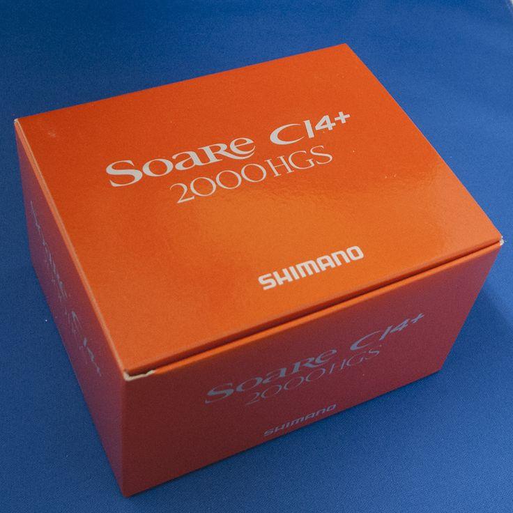 SHIMANO 13 Soare CI4+ 2000HGS