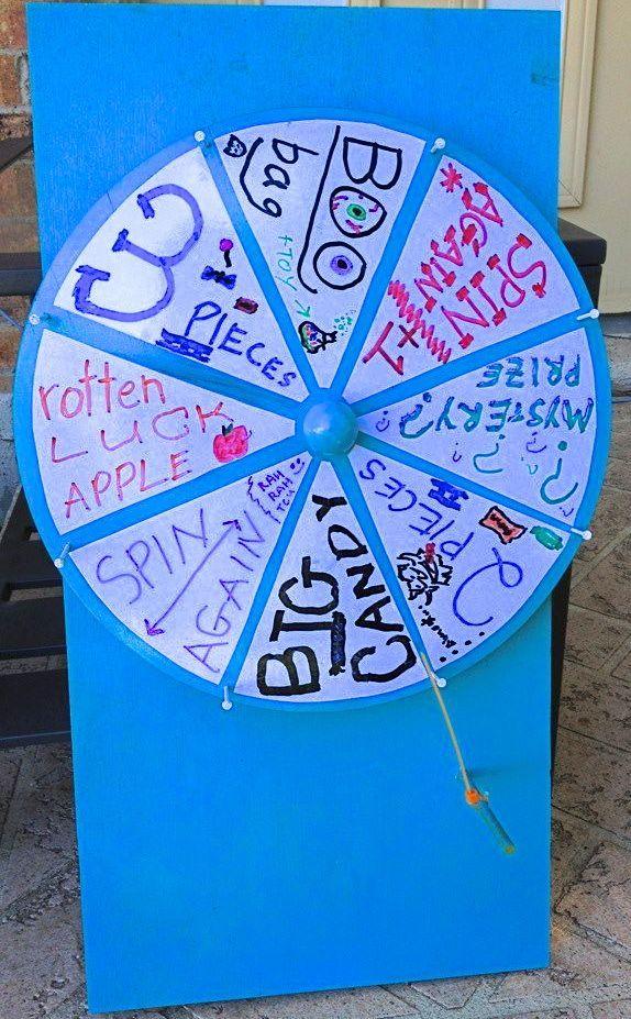25 Best Ideas About Prize Wheel On Pinterest Fall