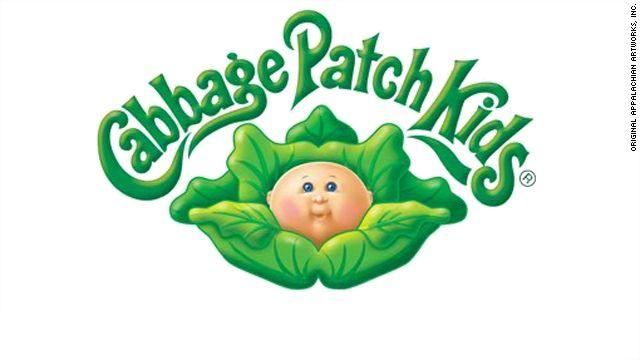 Cabbage Patch Logo Printable Large - Bing Images