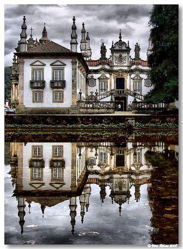 Mateus palace  By Vitor Ribeiro