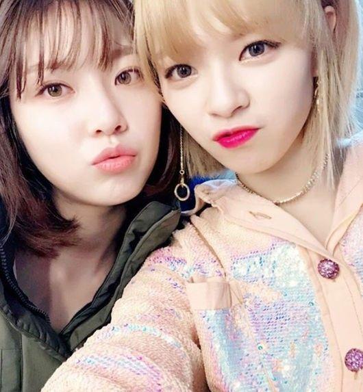 コン・スンヨン、妹のTWICE ジョンヨンとのツーショット公開…「美人姉妹」と絶賛の声 - ENTERTAINMENT - 韓流・韓国芸能ニュースはKstyle