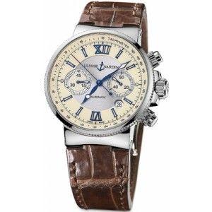 Ulysse Nardin Maxi Marine Chronographe 353-66/314