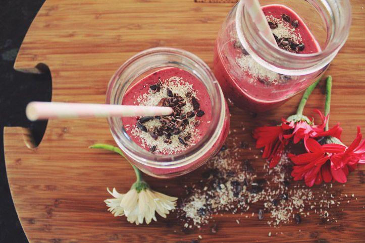 Berry Yoghurt Smoothie