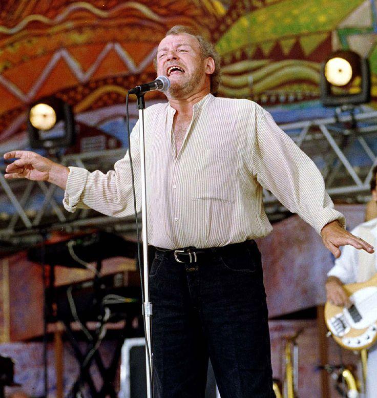 Джо Кокер -13 августа 1994 года. На фестивале Woodstock '94.