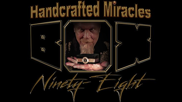 Box Ninety-Eight is as close to the perfect worker's dream as Handcrafted #Miracles could create. Now available @ sale Price only $49. Hurry Up Place your order today!