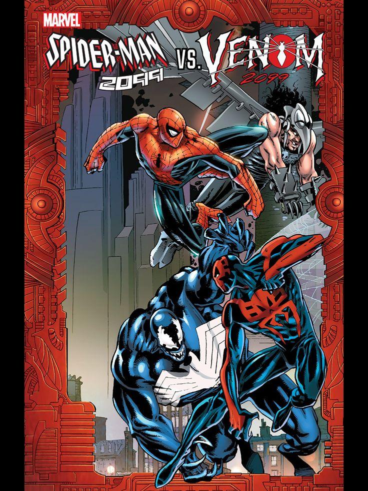 Pin by Radigital Studios on Marvel | Venom 2099, Spiderman ...