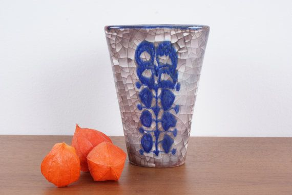 Vase from Michael Andersen & Son made by by Danishartpottery